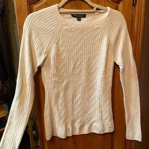 NWOT Extra fine merino wool sweater size small